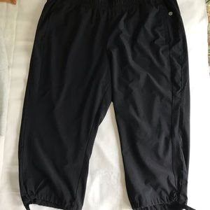 Livi Active by Lane Bryant Capri Jogger🌟 sz 18/20